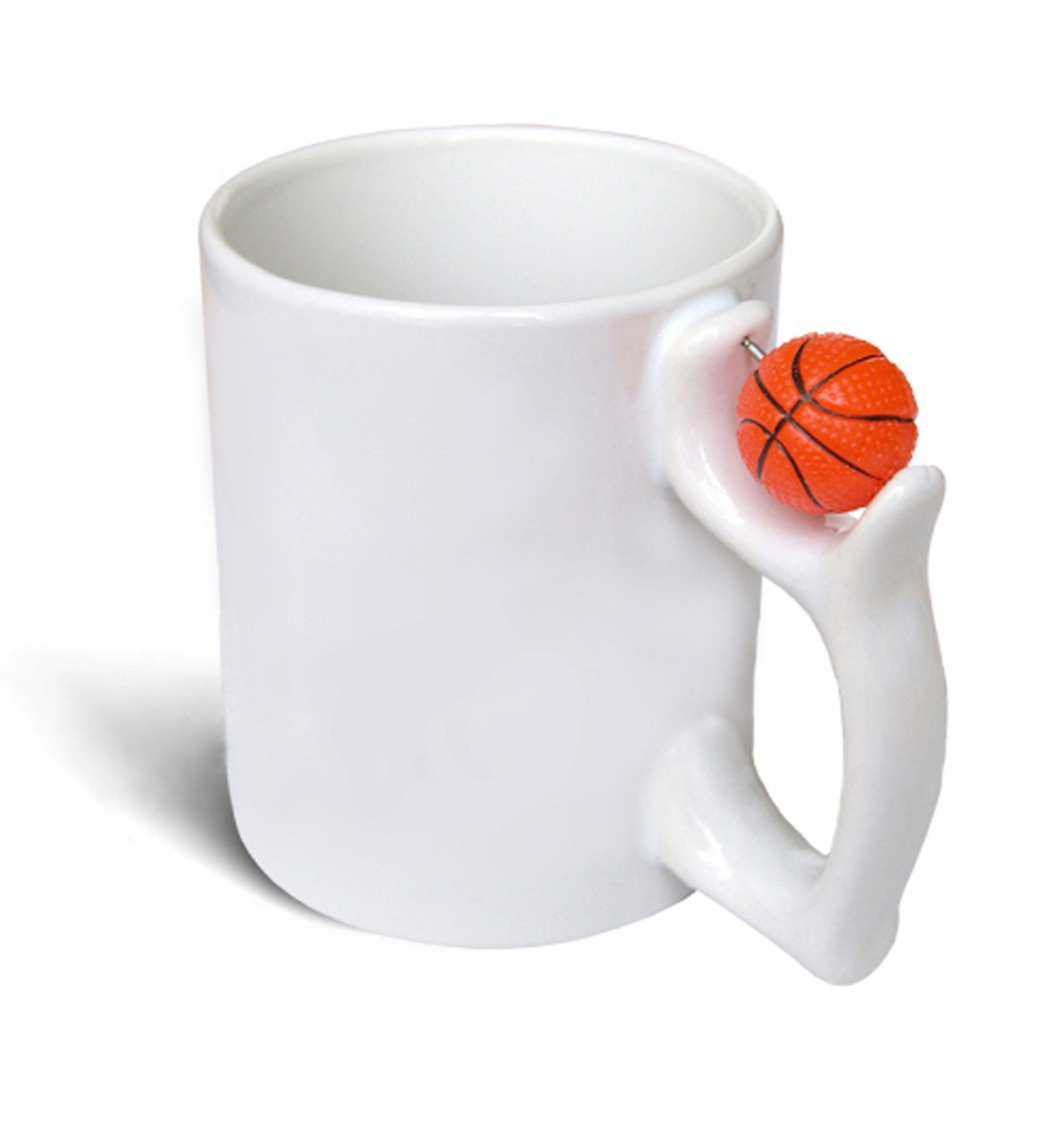 Баскетбольная кружка печать