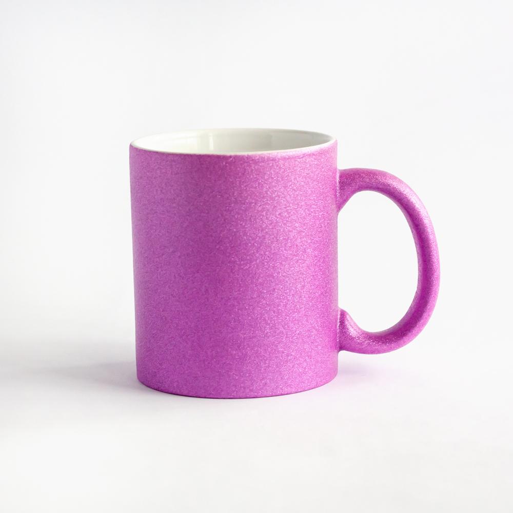 Кружка пурпурная